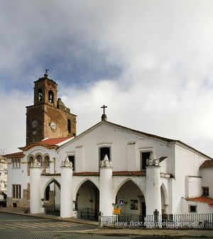 Igreja de Santa Maria Church of Beja