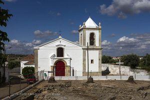 Igreja de Santa Maria do Castelo, Alcácer do Sal