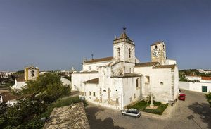 Igreja de Santa María do Castelo de Tavira