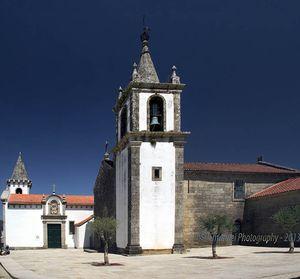 Igreja de Santa Maria dos Anjos, Valença do Minho