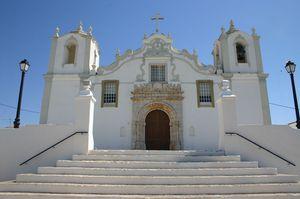Iglesia de Santiago de Estômbar, Lagoa