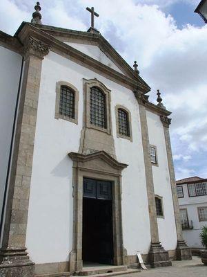 Iglesia de Santo Estevão, Valença do Minho