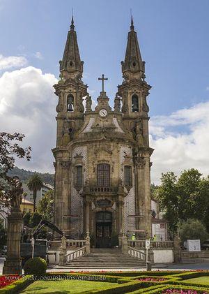 Igreja de São Gualter Church, Guimarães, Portugal