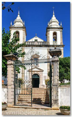 Igreja de São Julião Church, Figueira da Foz