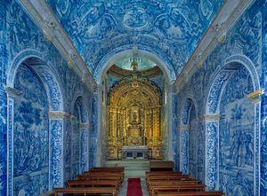 Igreja de São Lourenço, Almancil, Algarve