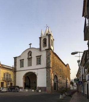 Igreja de São Paulo, Tavira