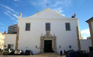 Iglesia de São Pedro, Faro, Algarve