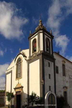 Iglesia de São Pedro, Óbidos