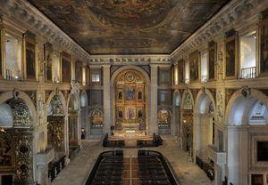 São Roque Church, Lisbon, Portugal