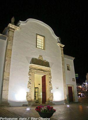 Museu de Arte Sacra - Ermida de São Sebastião