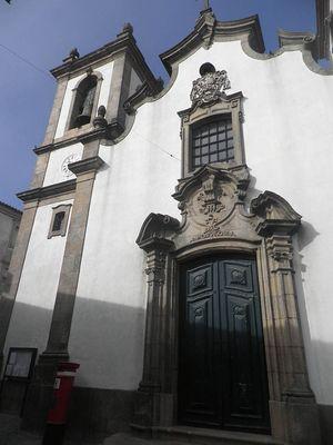 Igreja de São Vicente, Guarda
