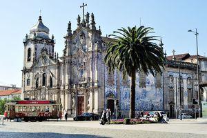 Iglesia do Carmo e Iglesia das Carmelitas, Oporto