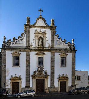 Church of São Domingos Convent, Elvas, Alentejo