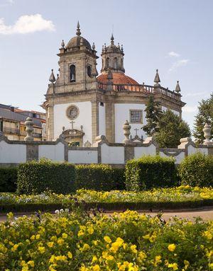 Iglesia do Senhor Bom Jesus da Cruz, Barcelos