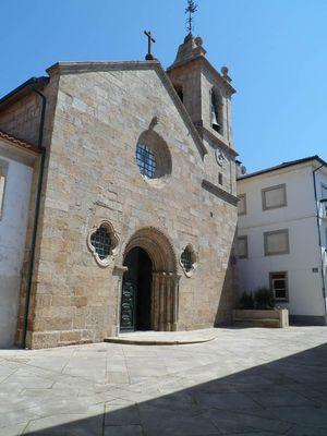 Iglesia Matriz de Monção
