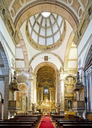 Iglesia de São Gonçalo, Amarante
