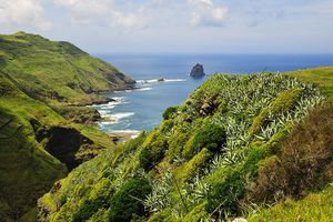 Ilha de Santa María, Açores