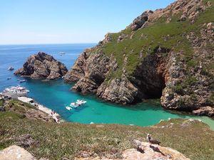 Islas Berlengas, Peniche, Portugal