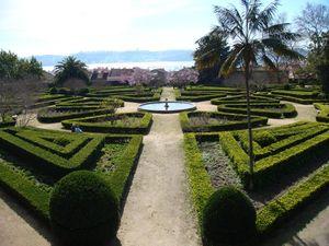 Jardim Botânico da Ajuda, Lisboa, Portugal