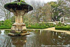 Jardim Botânico de Coímbra