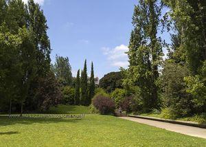 Jardines Fundación Calouste Gulbenkian, Lisboa, Portugal