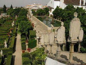 Jardim do Paço Episcopal Garden of Castelo Branco