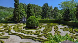 Jardim do Palácio de Mateus