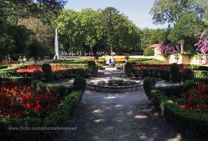 Jardim Real, Tapada Nacional de Mafra