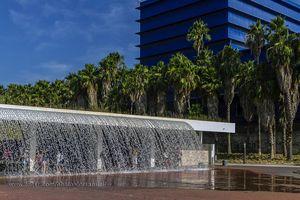 Jardim das Águas, Parque das Nações, Lisboa