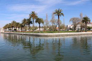 Jardim do Rossio, Aveiro