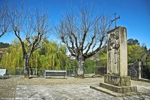 Jardim Poetas, Ponte da Barca