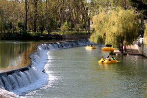 Kayak por el río Nabão