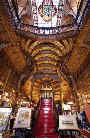 Livrería Lello e Irmão Bookshop