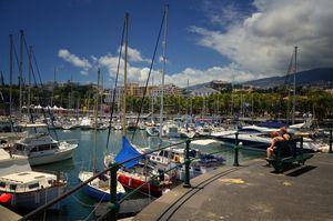 Marina de Funchal