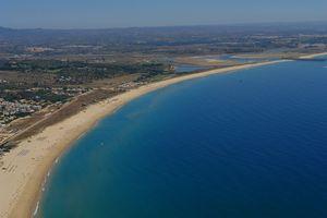Meia Praia, Lagos, Algarve