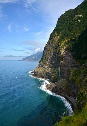 Miradouro Veu da Noiva,, Seixal, Madeira