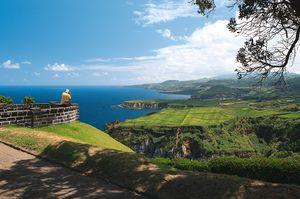 Miradouro de Santa Iria, Açores