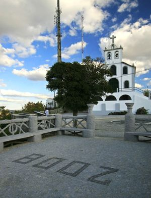 Miradouro do Santuário de São Bartolomeu, Bragança