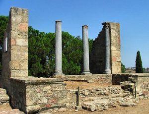 Ruinas Romanas de Miróbriga