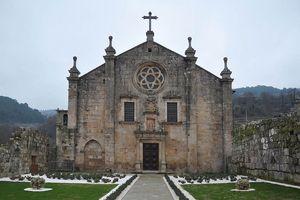 Monasterio de São João de Tarouca, Portugal