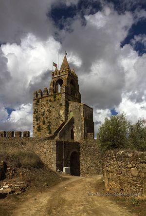 Castelo, Montemor-o-Novo, Alentejo
