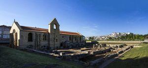 Santa Clara-a-Velha Monastery, Coímbra, Portugal