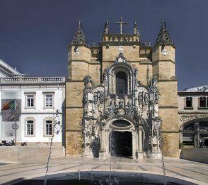 Monasterio de Santa Cruz, Coímbra