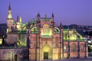 What to see in Batalha, Portugal