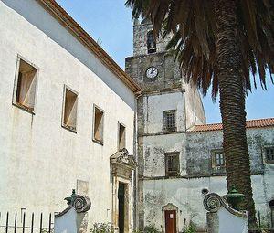 Santa Maria de Cós Monastery, Alcobaça