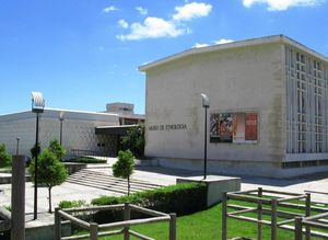 National Ethnology Museum, Lisbon, Portugal