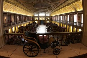 Carriages National Museum (Museu Nacional dos Coches)
