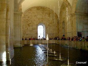 Museu da Água, Lisboa, Portugal