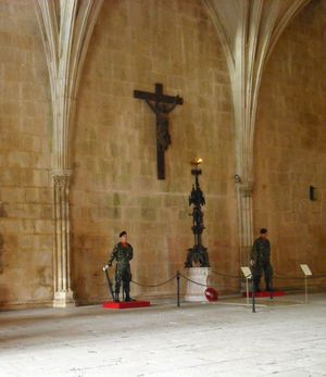 Museo de las ofrendas al Soldado Desconocido, Batalha