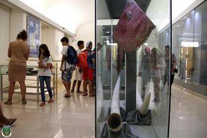 Museu de Arte Sacra Reitor Luís Nési, Nazaré, Portugal